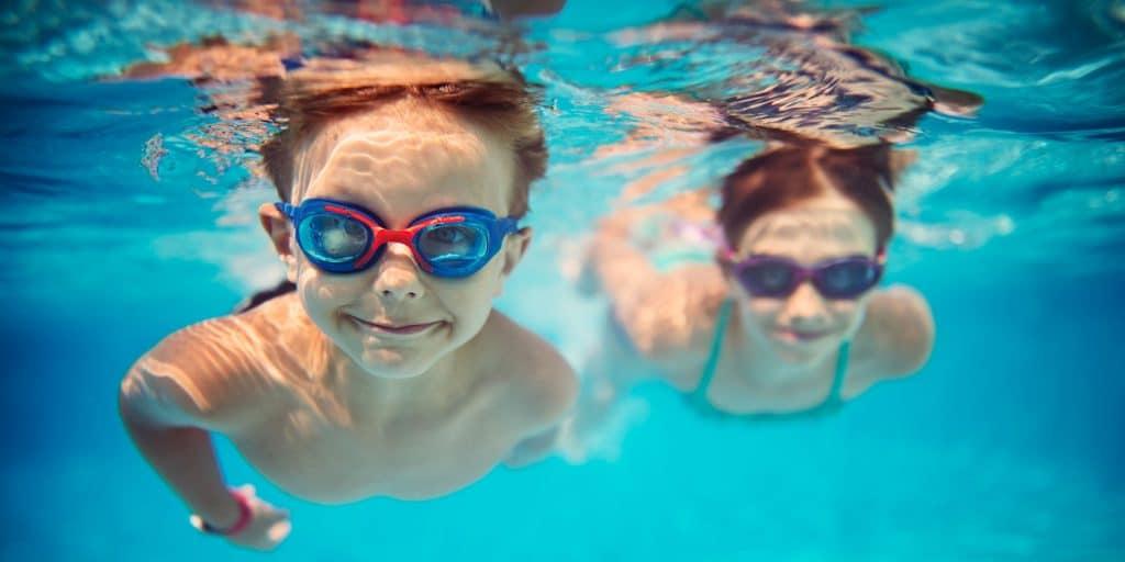 Είδη κολύμβησης